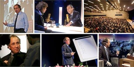 Conferencia EMILIO DURÓ tickets