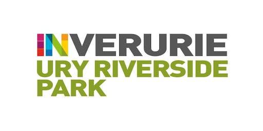 Weekend Volunteer Tree Planting at Ury Riverside Park, Inverurie