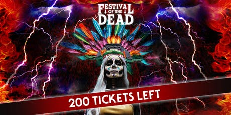 Festival of The Dead: Exeter tickets