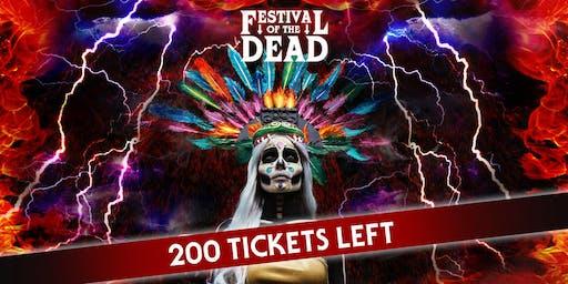 Festival of The Dead: Exeter