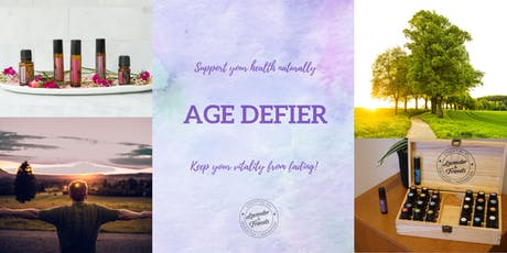 Age Defier ONLINE EVENT tickets