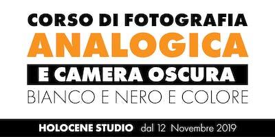 Corso di Fotografia Analogica - Seconda Edizione
