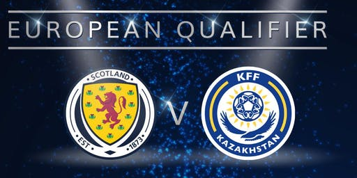 Scotland v Kazakhstan Euro 2020 Qualifier: Community Tickets