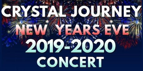 Crystal Journey New Years Eve 2019-2020 tickets