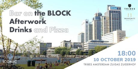 BAR ON THE BLOCK - AMSTERDAM tickets