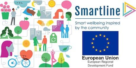 Smartline Workshop: Measuring Wellbeing Impact - Social Value Calculator tickets