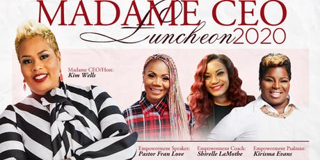 Madame CEO Empowerment Luncheon tickets