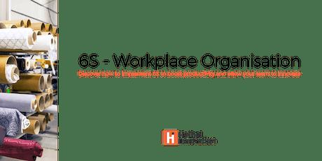 6S - Workplace Organisation - Workshop tickets