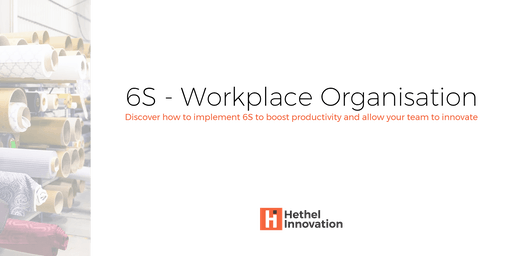 6S - Workplace Organisation - Workshop