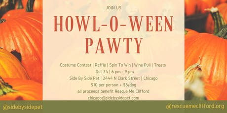 Howl-o-ween Pawty & Costume Contest tickets