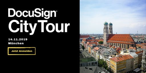 DocuSign CityTour München 2019