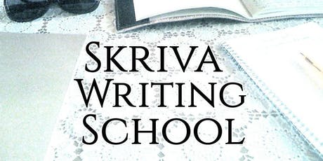 Start Writing Your Novel at Skriva - 8th December 2019  tickets