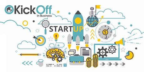 MILTON KEYNES: FREE 4 Day Business Start-up Workshop tickets