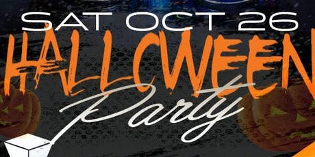 Halloween Party @ Sky Room Saturday 10/26 tickets