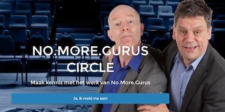 No.More.Gurus Circle Oktober tickets