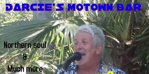 """STEVE HUGHES"" performing live at Darcies Motown Bar."