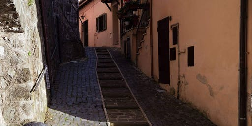 Workshop streetphotography Nepi/Calcata (2giorni)