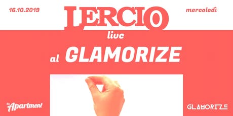 Lercio Live al Glamorize // The Apartment biglietti