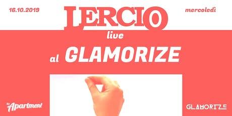 Lercio Live al Glamorize // The Apartment biglietti