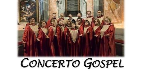 Concerto Gospel Festa  Madonna della Guardia  biglietti