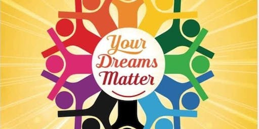 """Your Dreams Matter"" Teen Empowerment Networking Event"""