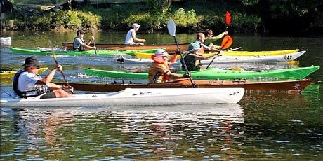 12th Annual Paddle-or-Battle on the Appomattox River! tickets