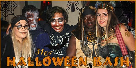 HALLOWEEN PARTY ROME tickets