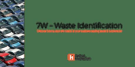 7W - Waste Identification - Workshop tickets
