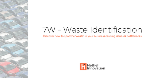 7W - Waste Identification - Workshop