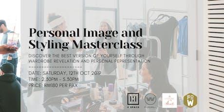 Personal Image & Styling Masterclass tickets