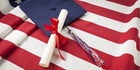 1 Year USA Grad Visa- Info Talk (Limerick)  tickets