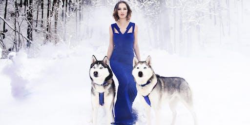 """Workshop """"Ein Wintermärchen mit Huskies"""""""