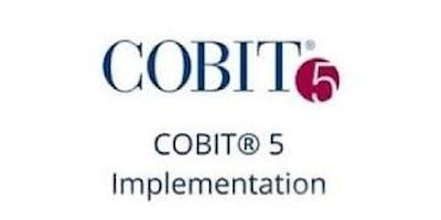 COBIT 5 Implementation 3 Days Training in Munich