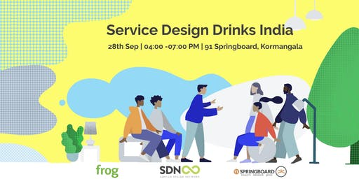 Service Design Drinks Bangalore