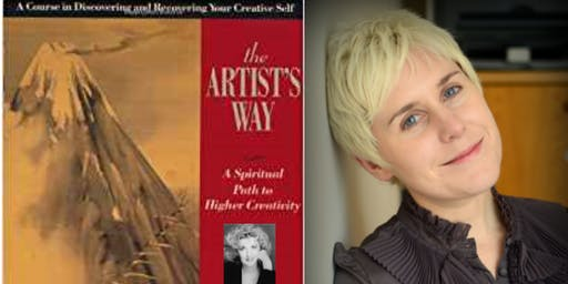 Registration Thursday Mornings 'The Artist's Way' 12 Week Course