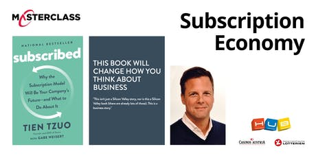 Masterclass - Subscription Economy Tickets