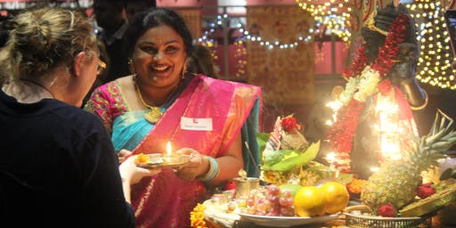 Diwali at the Oriental Museum 2019