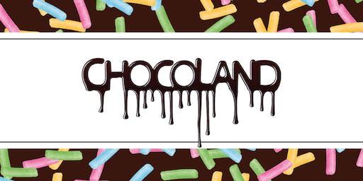 Chocoland - Workshops Gratuitos
