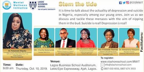 Olashore International School Mental Wellness Initiative tickets
