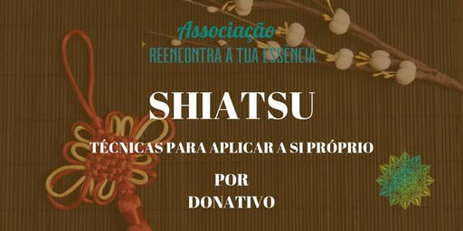 Workshop de Shiatsu