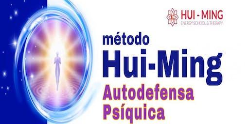 Curso Autodefensa Psíquica HUI MING