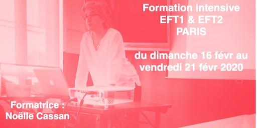 FORMATION Intensive EFT1 & EFT2 Paris février 2020