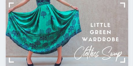 Little Green Wardrobe Clothes Swap tickets