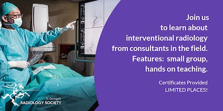 Hands On: Interventional Radiology tickets