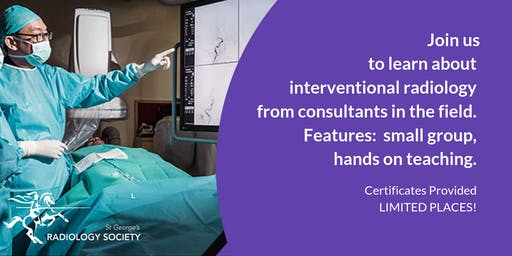 Hands On: Interventional Radiology