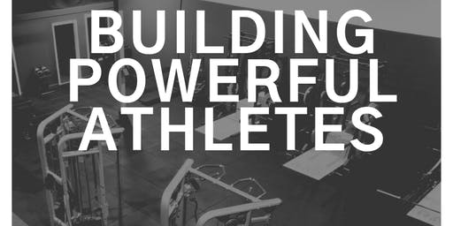 Building Powerful Athletes