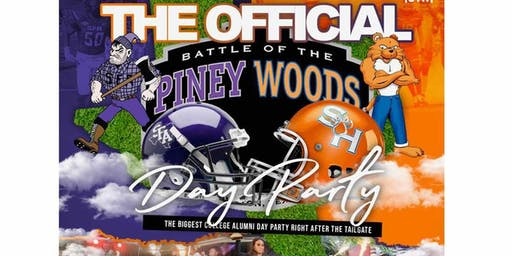 #BOTPWatEve BATTLE OF PINEYWOODS DAY PARTY | EVERYBODY FREE ALL DAY W/ RSVP|