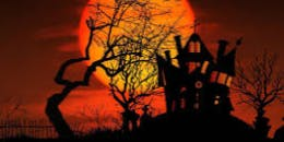 Spooks, Creatures and Mad Things! @ Cruddas Park Library