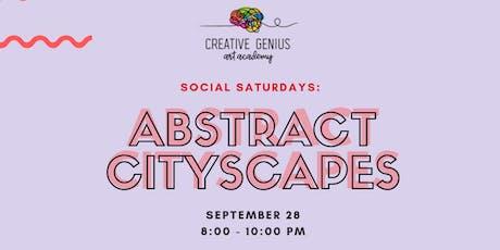 Social Saturday at Creative Genius Art Academy tickets
