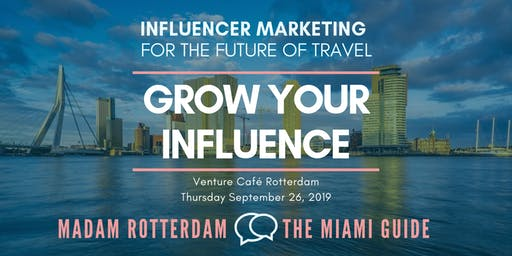 Influencer Marketing for the Future of Travel